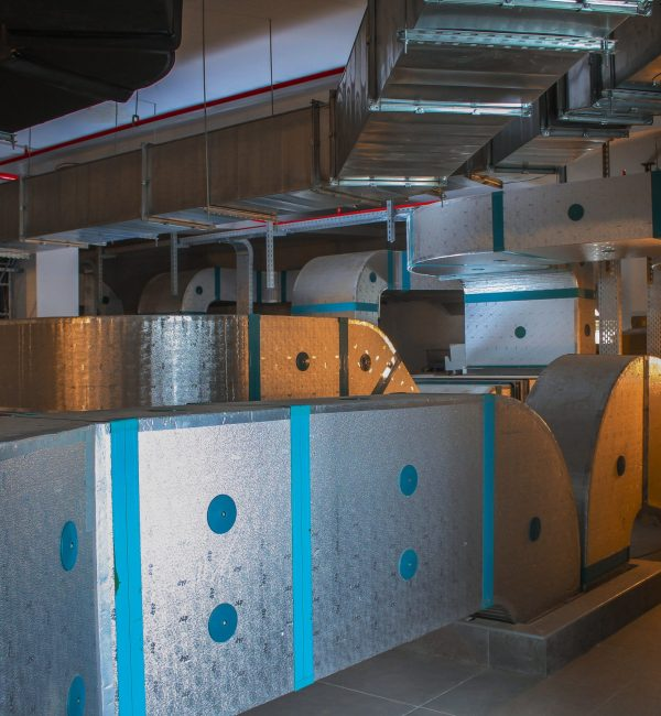 Hvac,Systems,For,Hospital,,,Duct,And,Diffuzor